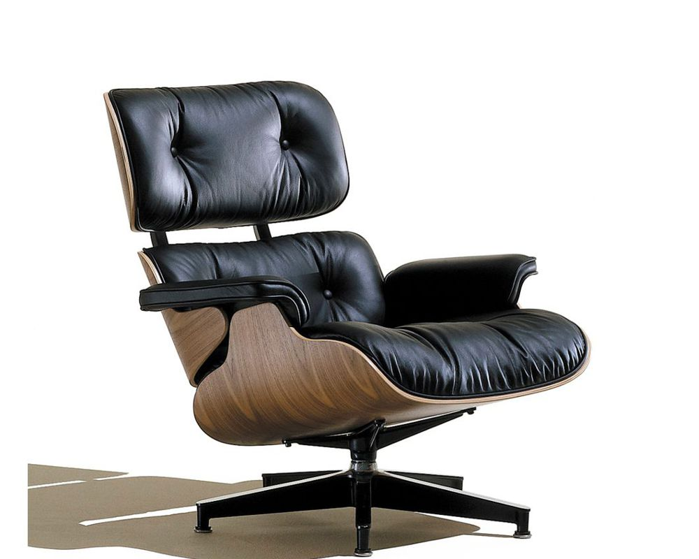Eames Lounge Chair. ; 