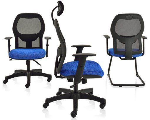 Cassie | Ergonomic Office Chair | Group Shot