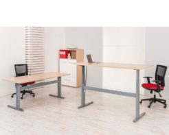 Stand Table | Elevate | Height Adjustable Desk | Sit to Stand Desk