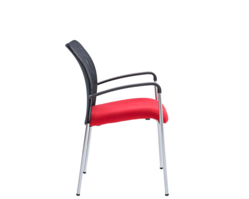 Torino Arm Chair Burgandy