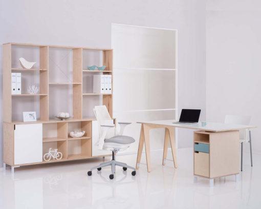 Tressle | Office Desk | Pedestal | Wall Unit