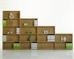 Contract Bookcase