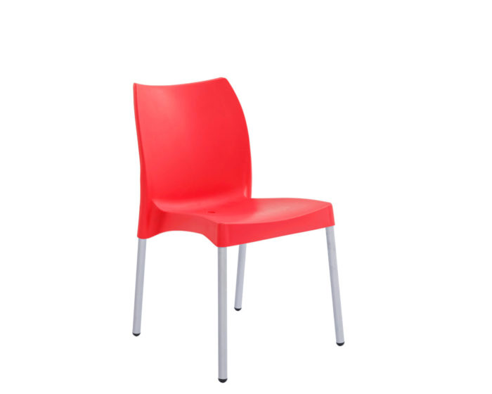 Quest Arm Chair Red