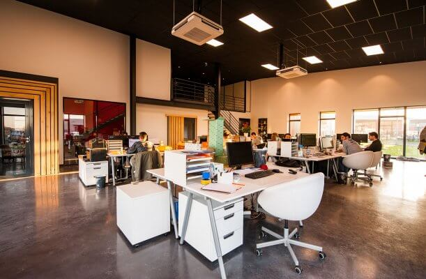 How a Remodelling Can Boost Productivity in the Office