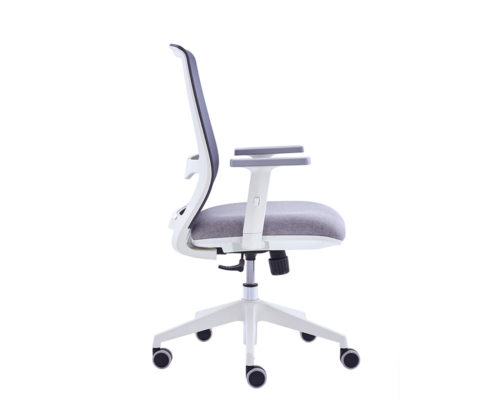 Adapt Chair White Side