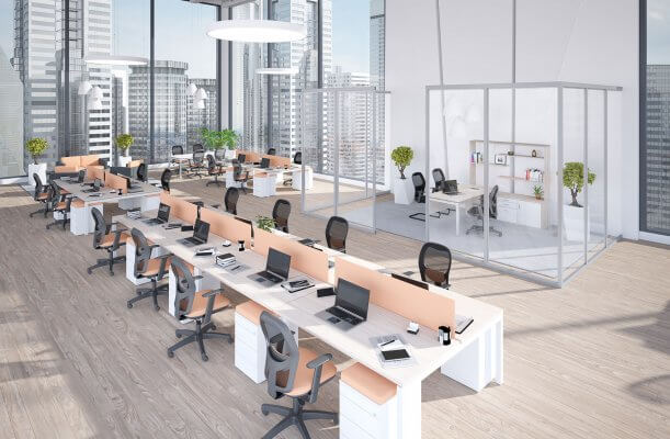 How to Choose the Best Office Desk for your Work Space