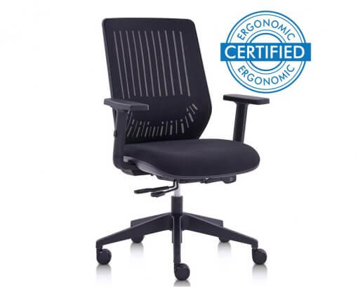 Certified-Ergonomic-Office-Chairs-Motion-Front