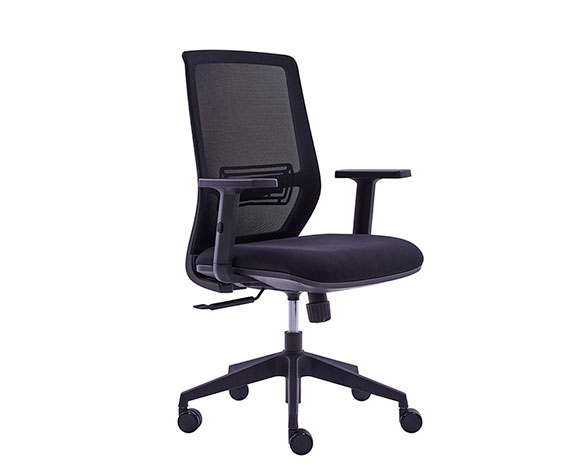 Adapt Black Ergonomic Stylish Office Chairs