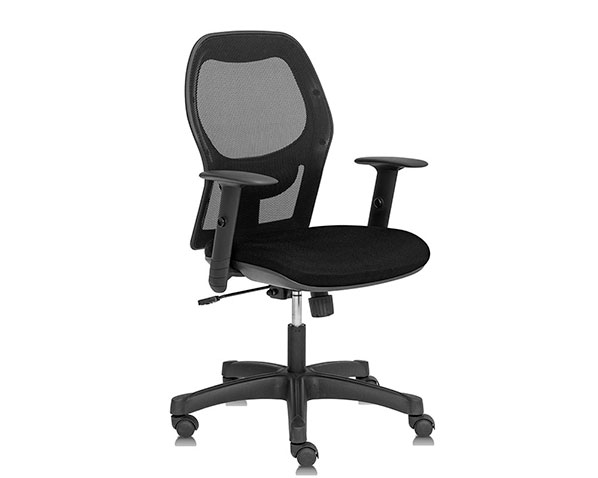 Black Mesh Ergonomic Office Chair Cape Town