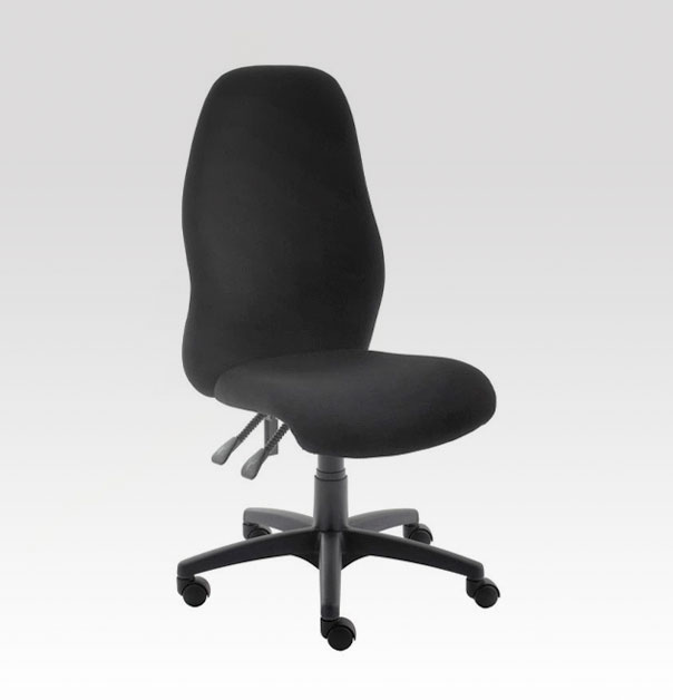 The Ascot Highback Typist Office Chair - Affordable Office Chairs