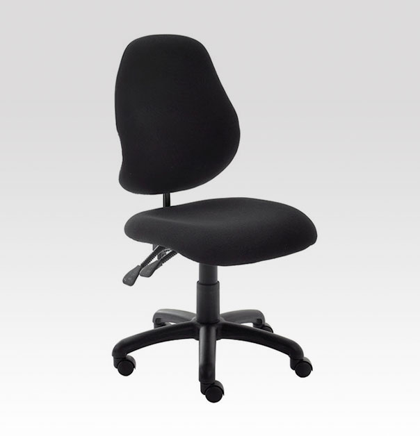 The Ascot Typist Office Chair - Affordable Office Chairs
