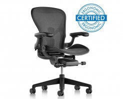 Remastered Aeron B | Remastered Aeron C | Certified Ergonomic Chair