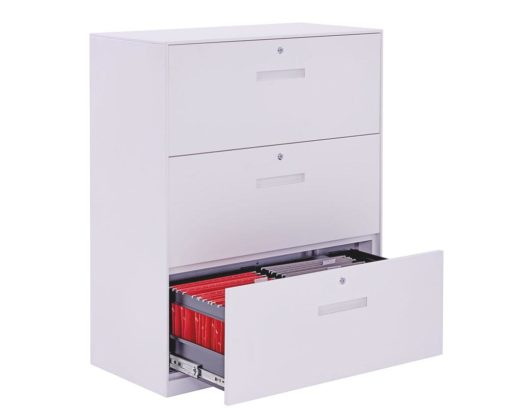 Solidline 3 Drawer Unit