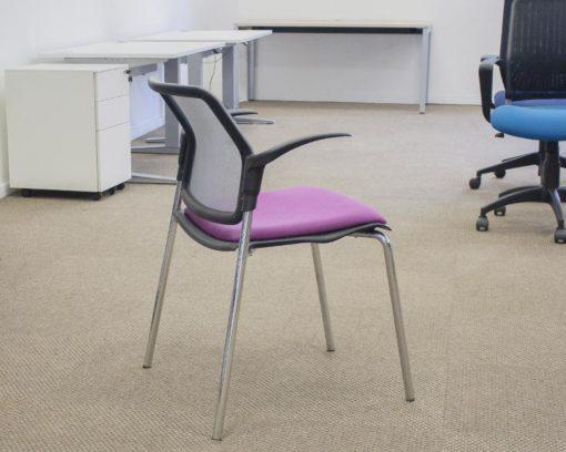 Arm-Chair-Purple-Seat