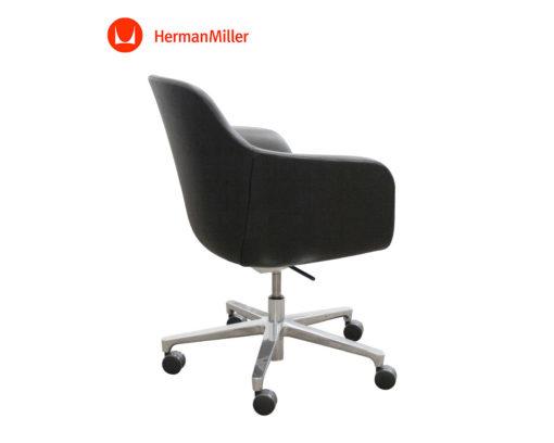 Geiger-Saiba-Chair-Black-Leather-Herman-Miller