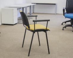 Iso-Arm-Chair-Yellow
