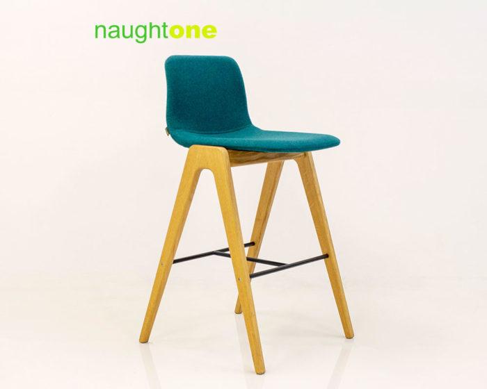 Naughtone Soft Seating Stool