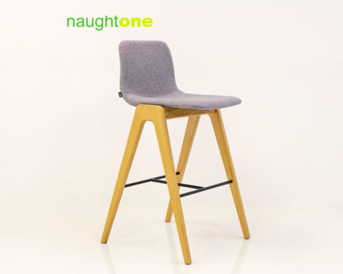 Naughtone Soft Seating Stool