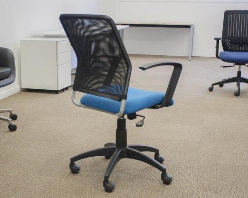 Swivel-Chair-Blue