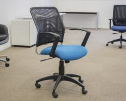 Swivel-Chair-Blue-Front