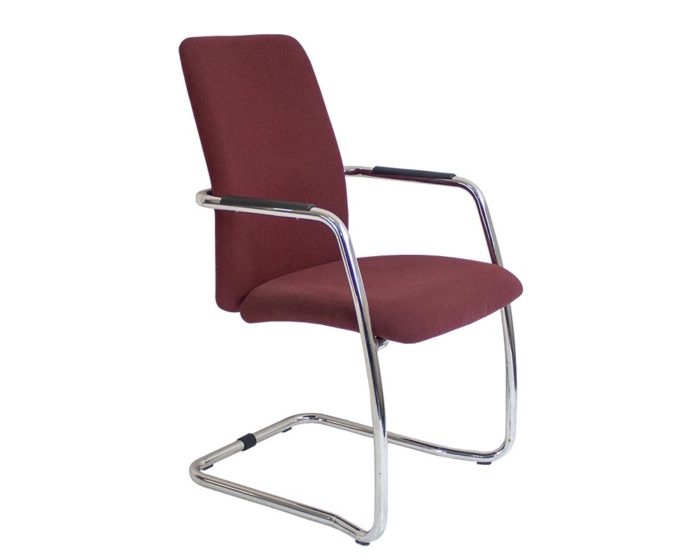 Tux Full Back Arm Chair