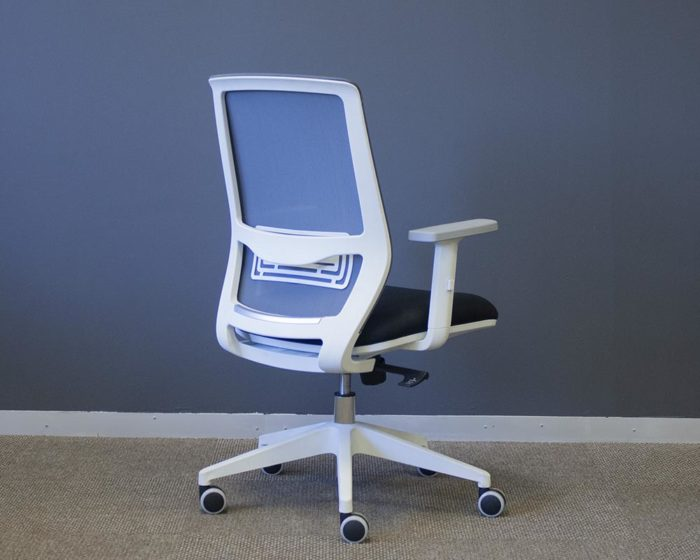 Adapt-Operators-Chair-White-Frame-Grey-Mesh-and-Black-Seat