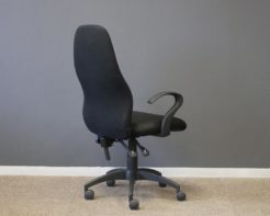 Ascot-HighBack-Chair-with-Arms-Black