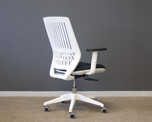 Motion-Operators-Chair-White-Frame-Black-Seat