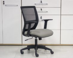 Solar-Swivel-Chair-Black-Back-Grey-Seat-Front