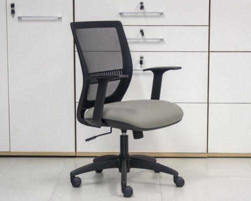 Solar-Swivel-Chair-Black-Back-Grey-Seat-Front