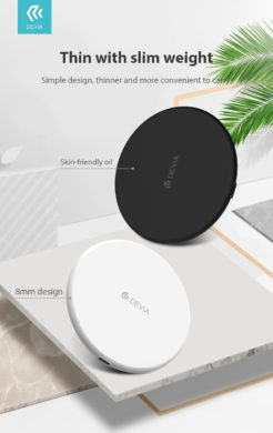 Devia Wireless Charger | Wireless Phone Charger