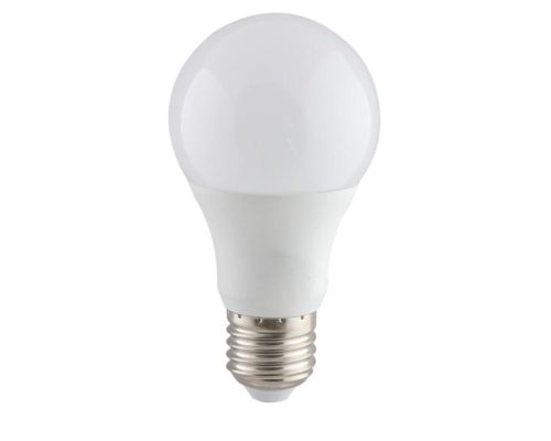 Eurolux G843 LED A60 Globe Opal E27 6w Cool White