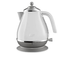 DeLonghi Icona Capitals Kettle Sidney White