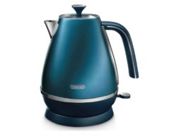 DeLonghi Distinta Flair Kettle Prestige Blue