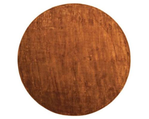 Bamboo-Silk-Copper-Round