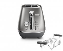 DeLonghi Distinta Flair 2 Slice Toaster