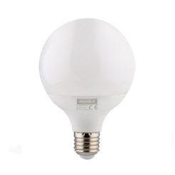 Eurolux G24CW LED 95mm Mini Maxi Globe E27 15w Cool White
