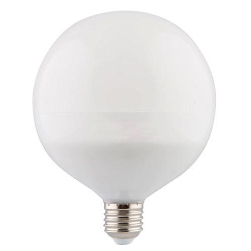 Eurolux G626CW LED Cool White E27 15w Opal Maxi Globe