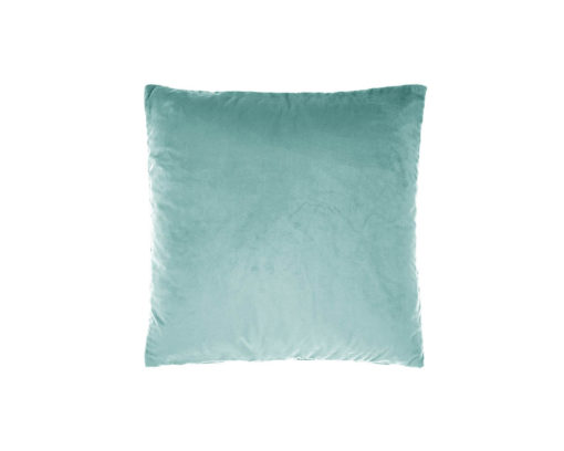 Linen House Belmore Velvet Scatter Cushion Aqua