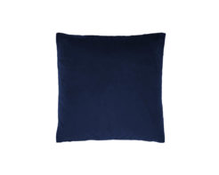 Linen House Belmore Velvet Scatter Cushion Midnight