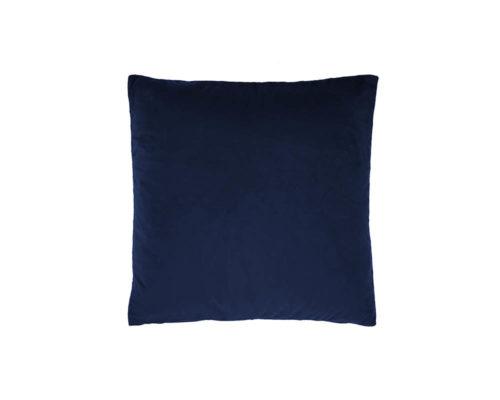 Linen House Belmore Velvet Scatter Cushion Midnight
