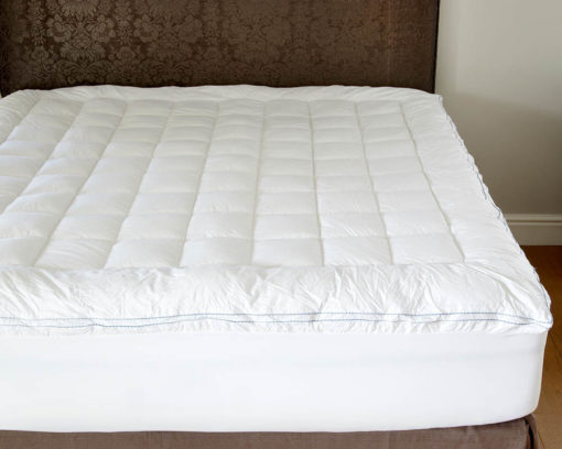 Linen House Mattress Topper White