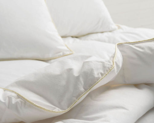 Linen House Duvet Inner Exceed Down Alternative White The Exceed™ duvet inner is Ultra Fresh Treated for antibacterial protection and is effective in controlling dust mites and allergens that are known Asthma triggers. Exceed™ fill retains its shape and loft, providing a superior level of warmth without weight. Machine washable. Product Care: Warm hand or machine wash separately on wool cycle – using an approved wool detergent. Larger sizes must be laundered in washing machines with capacity greater than 17kg. Reduced spin. Do not bleach. Do not tumble dry. Do not iron. Dry cleanable. Air before re-use. Shake after washing to restore loft. Composition: Cotton Outer with Polyester Fill Sizing: Queen – 230x200cm duvet inner King – 230x220cm duvet inner Super King – 260x230cm duvet inner FREE DELIVERY to all major cities for orders over R1500. Delivery outside of these regions will incur a delivery charge.