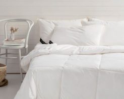 Linen House Duvet Inner Exceed Down Alternative White