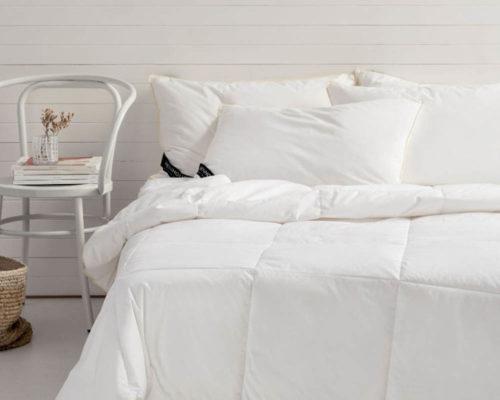 Linen House Duvet Inner Exceed Down Alternative White