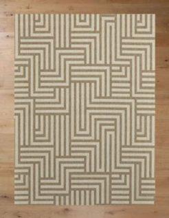 Hertex HAUS Tetris Rug seasand