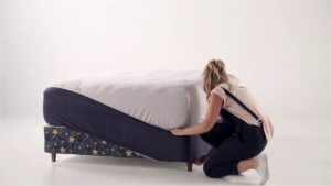 how to put on your bedwrap
