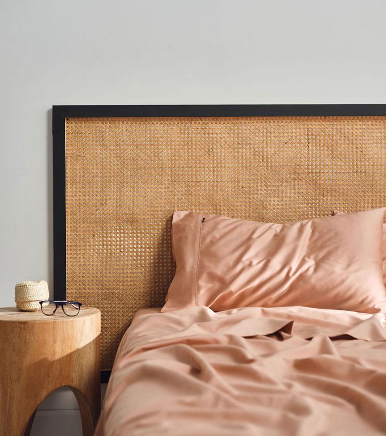 Bamboo Bedding | Nara Moss Sheet Set by Linen House