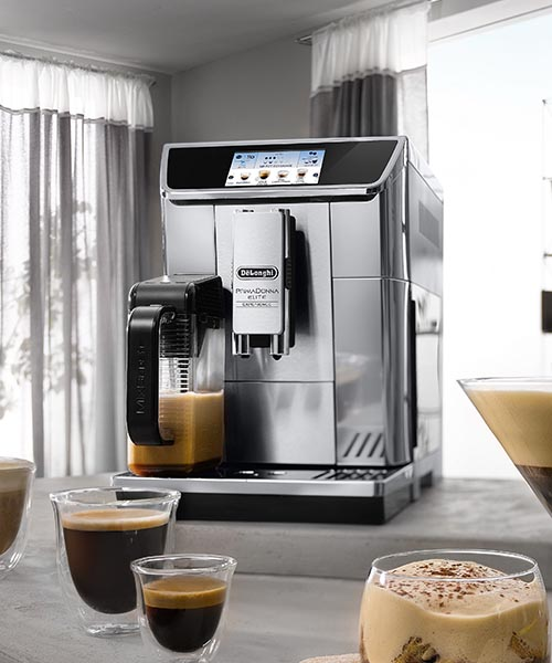 De'Longhi Coffee Machines and Espresso Machines