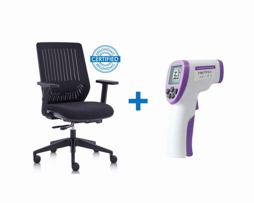 Motion Chair and Infrared Digital Thermometer